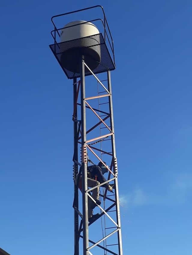 Foto Estructuras Metálicas Tinglados Galpones en ciudad y campo