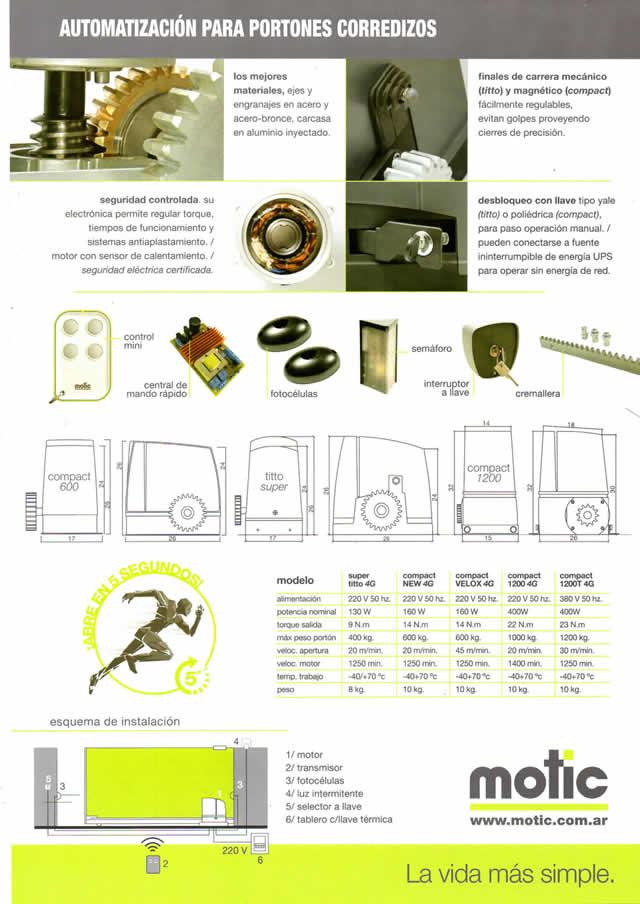 Foto Automatizaciones de Motores Motic